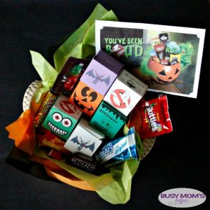 Printable Halloween BOOing Boxes