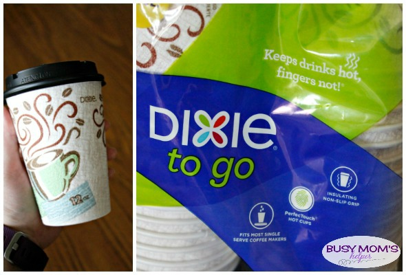 Moms: You're Crushing It! Dump the mom guilt and celebrate the little wins. Because Moms - you rock! #ad #CupForCrushingIt @DixieProducts