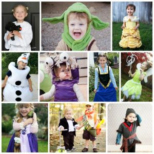 25+ DIY Disney Costumes for Kids