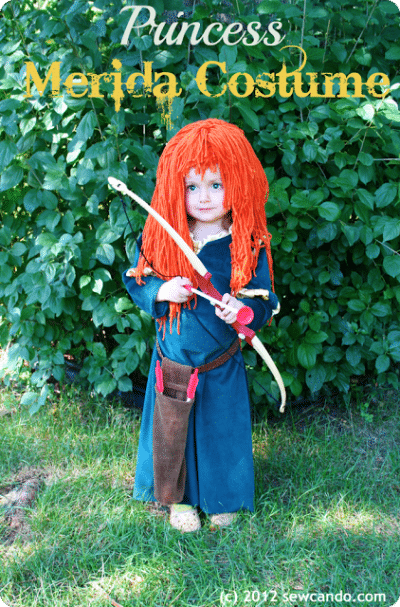 Merida Costume Eyes3