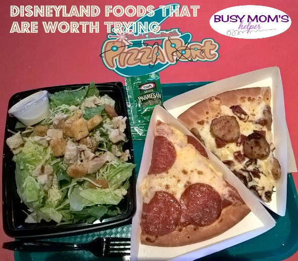 Disneyland Foods that are Worth Trying by NIkki Christiansen for Busy Mom's Helper
