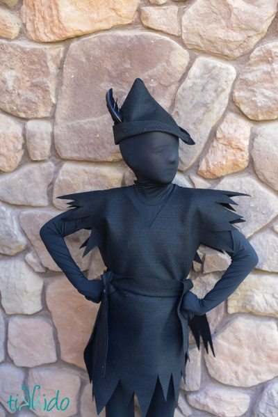 Peter Pan Shadow Costume (10 of 11)