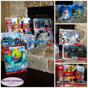 Ultimate Toy Pack Giveaway