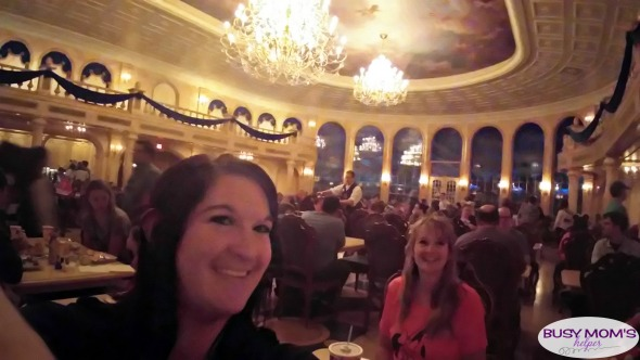 Walt Disney World Be Our Guest Restaurant Breakfast