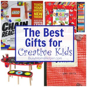 Gift Guide: Creative Kid Gifts