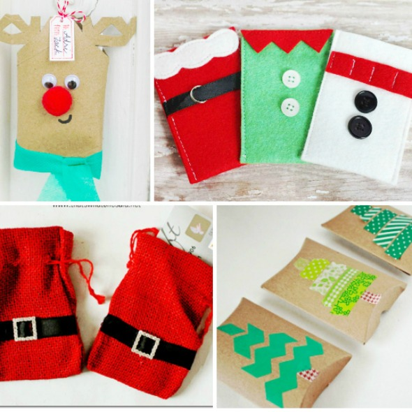 20 DIY Gift Card Holders - Busy Moms Helper