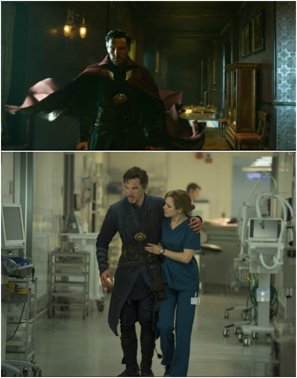 Marvel's Doctor Strange is visually stunning, full of excitement, danger & humor #DoctorStrange