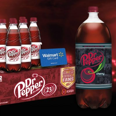 Dr Pepper Big Play Rewards #BigPlayRewards #ad