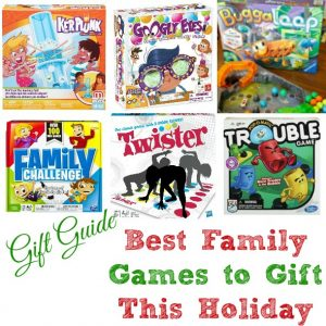 Gift Guide: Best Family Games to Gift This Holiday