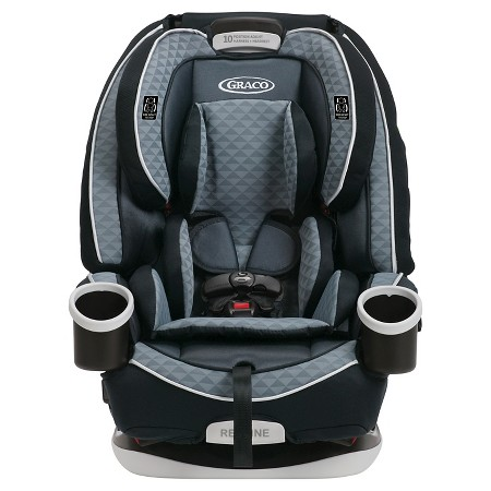 Save BIG on the Graco 4Ever 4-in-1 Car Seat that grows with your kids! #Graco4Ever #ad