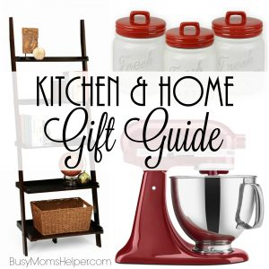 Gift Guide: Kitchen and Home