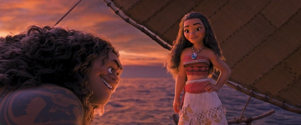 My Kid's Won't Stop Quoting Moana / Disney's Moana Movie is a family favorite! #Moana #ad
