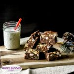 Rocky Road Crunch Bars from Leftover Candy