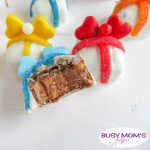 Fun Candy Presents Holiday Snack