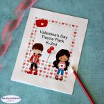 Valentine's Day K-2nd Activity Pack