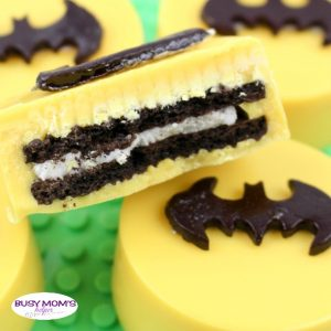 Batman Oreos