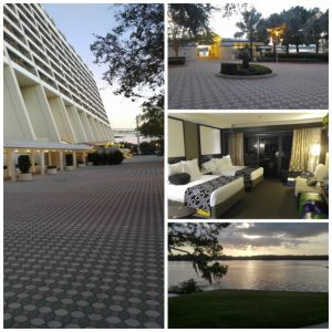 Walt Disney World Contemporary Resort