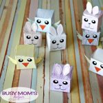 Easter Box Printables