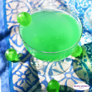 Green Cherry Punch