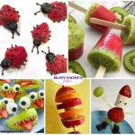 20 Creative Snack Ideas with Fruit