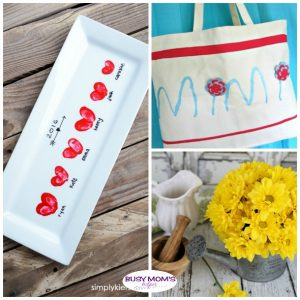 25 Frugal Mothers Day Gifts to Make