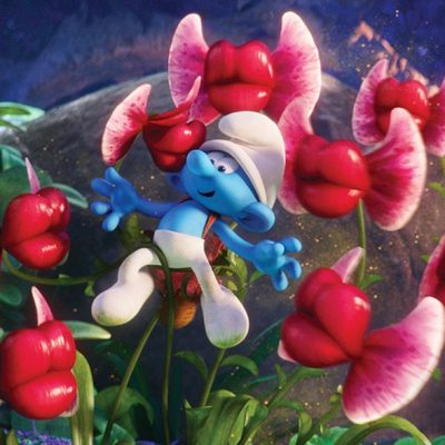Get Smurfy with SMURFS The Lost Village / a great family movie that will have you laughing the whole way through! #SmurfsMovie #ad