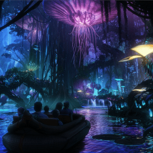 Pandora at Disney's Animal Kingdom: What to Expect