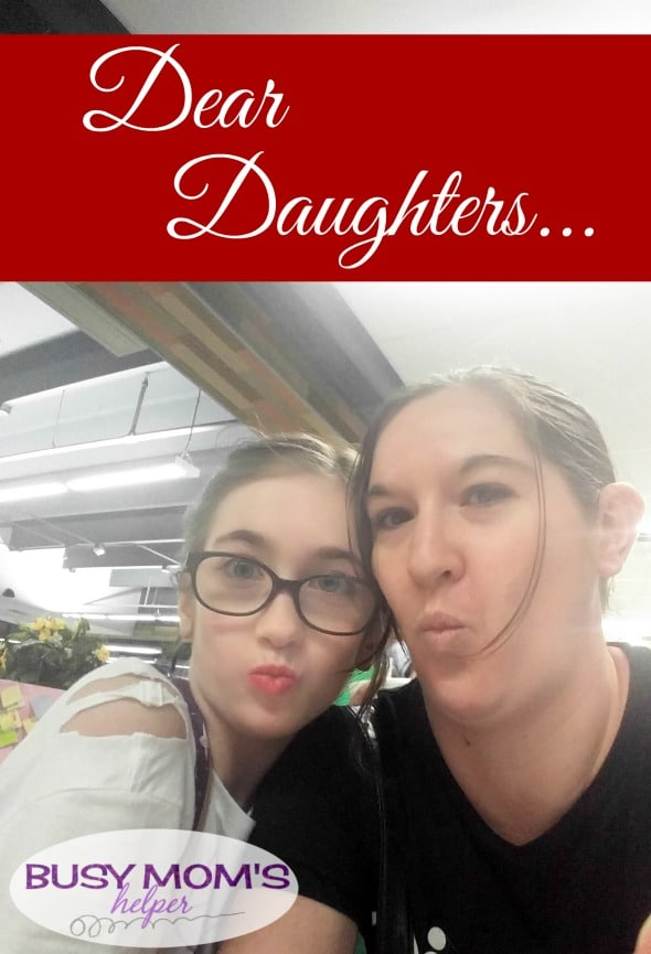 Dear Daughters #DearDaughter #IC #ad