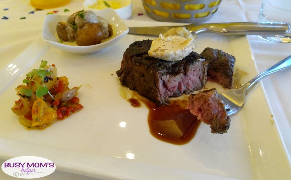 Walt Disney World California Grill Restaurant / a wonderful, delicious & romantic dining experience
