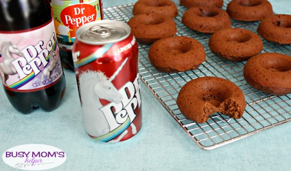 Dr Pepper Donuts For A Summer Party Busy Moms Helper