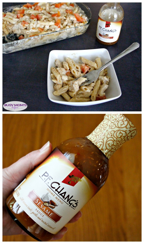 Delicious Chicken Pasta Casserole 3 Ways! #ad #simplesecret @walmart http://cbi.as/7wg-j