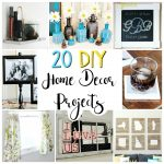 20 DIY Home Decor Projects
