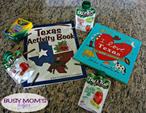 Surviving Summer with No Mess Snack #Ad #NoMessInTexas @treetopinc