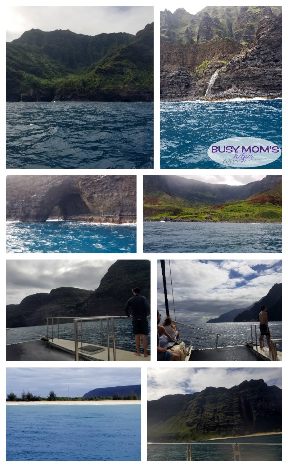 Catamaran Sail on Kauaii, Hawaii with Capt. Andy's Sailing Adventures #ad #KauaiDiscovery