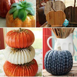 11 DIY Fall Pumpkin Crafts