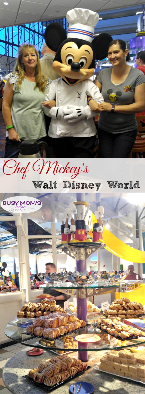 Chef Mickey's Breakfast at Walt Disney World