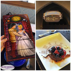 Cinderella's Royal Table Lunch at Magic Kingdom