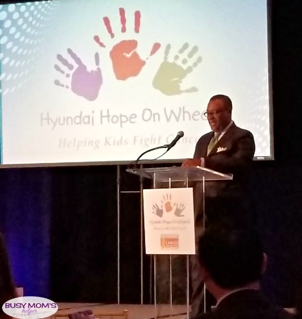 Hyundai Hope on Wheels for Pediatric Cancer #sponsored #endchildhoodcancer