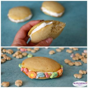 Marshmallow Whoopie Pies