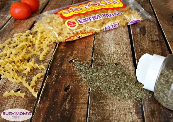 Easy Meals with Noodles #AD #NoYolks #IC #NoOtherNoodle