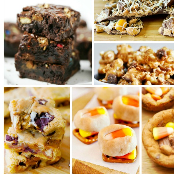 20 Ways to Use Up Leftover Halloween Candy