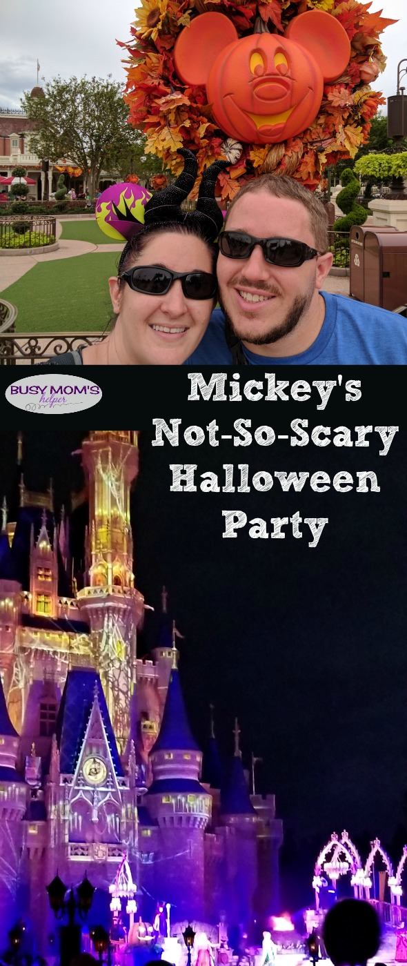 2017 Mickey's Not-So-Scary Halloween Party at Walt Disney World