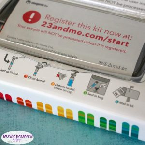 Bring your Family Closer with 23andMe DNA Kit