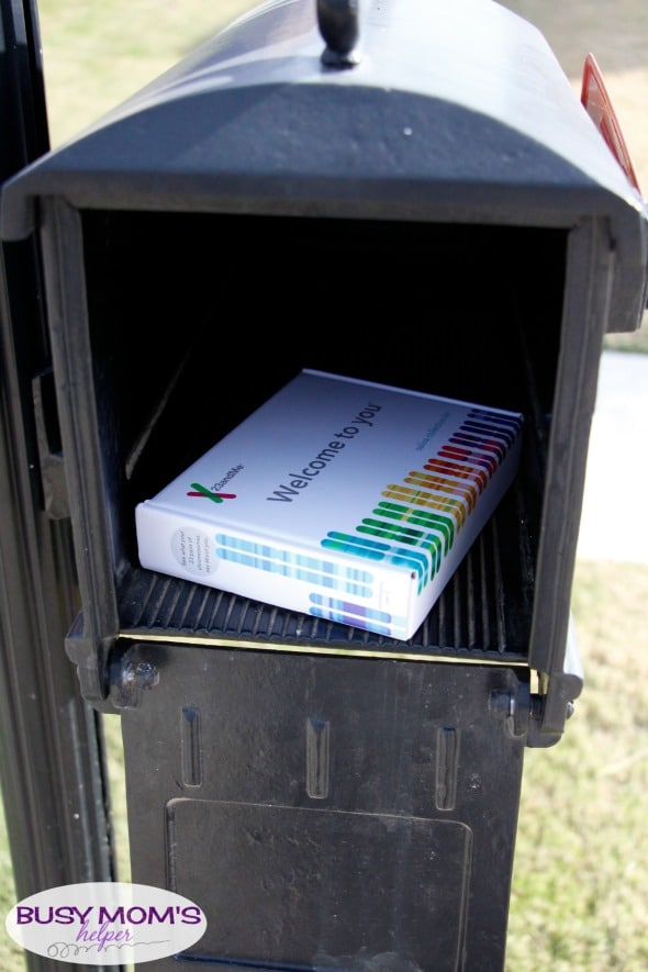 Bring your Family Closer with 23andMe DNA Kit #AD #23andMeGifting