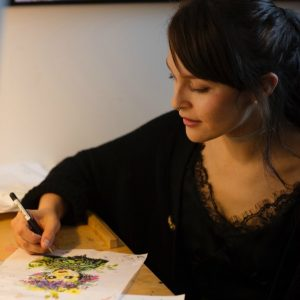 Challenges of a Pixar's COCO Sketch Artist: Interview with Ana Ramirez