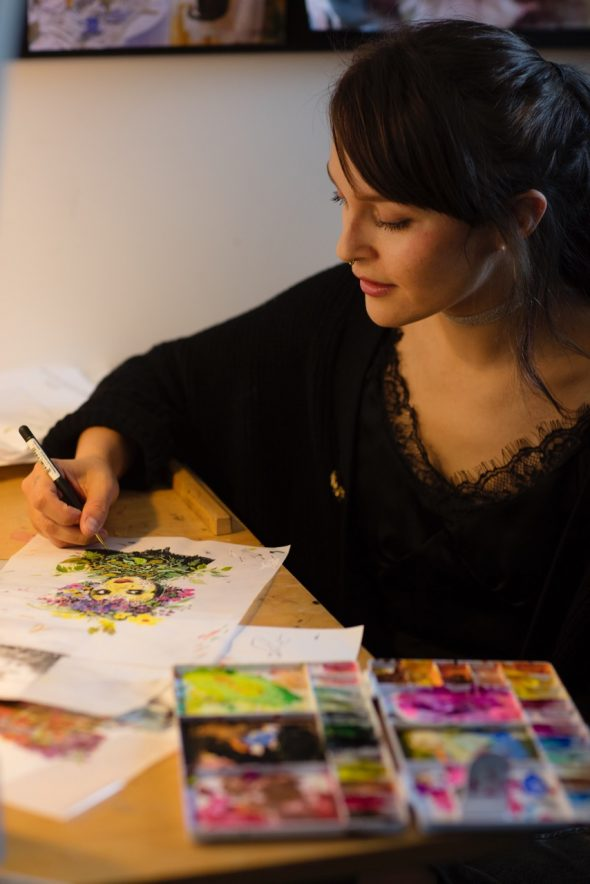 Challenges of a Pixar's COCO Sketch Artist: Interview with Ana Ramirez #PixarCoco