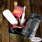 Hubby Date Night Gift Basket with Free Printable