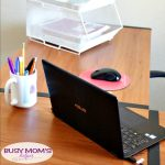 Tips for Sharing a Workspace at Home #AD #LoveYourPC #Intel8thGen