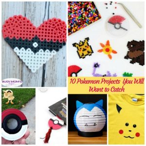 10 Pokemon Crafts: You'll Want to Try Them All!
