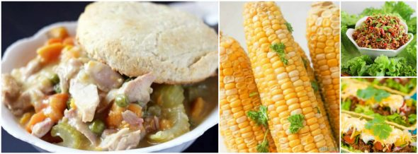 17 Slow Cooker Recipes for Kids / great crock pot recipes for kids! You'll love these easy recipes! #slowcooker #crockpot #recipesforkids #kidrecipes #easyrecipes #recipesforbusymoms